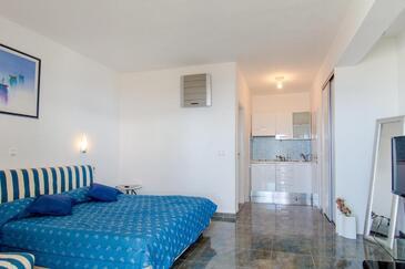 Sumpetar, Кухня в размещении типа studio-apartment, WiFi.
