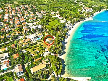 Orebić, Pelješac, Property 18313 - Apartments near sea with sandy beach.