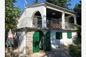 Seaside holiday house Jadranovo, Crikvenica - 18320