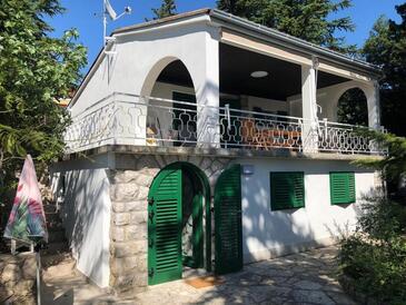 Jadranovo, Crikvenica, Objekt 18320 - Ubytování v blízkosti moře s oblázkovou pláží.