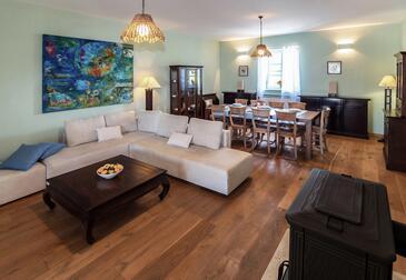 Lun, Obývací pokoj v ubytování typu house, WiFi.