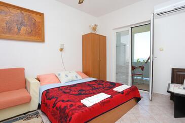Marušići, Dnevna soba v nastanitvi vrste apartment, dostopna klima, Hišni ljubljenčki dovoljeni in WiFi.
