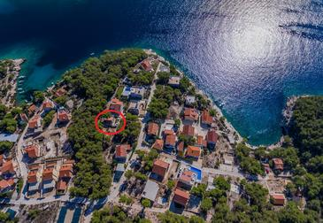 Osibova, Brač, Property 18342 - Apartments by the sea.