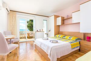 Апартаменты у моря Брела - Brela, Макарска - Makarska - 18356