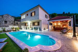 Family friendly house with a swimming pool Ošlje, Dubrovnik - 18381
