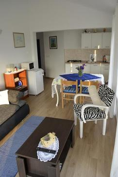 Povile, Гостиная в размещении типа apartment, доступный кондиционер и WiFi.