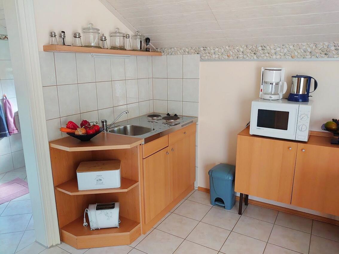 Appartement de vacances Studio Appartment im Ort Crikvenica (Crikvenica), Kapazität 2+1 (2820223), Crikvenica, , Kvarner, Croatie, image 4