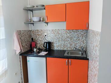 Vodice, Кухня в размещении типа apartment, WiFi.