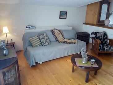Pisak, Гостиная в размещении типа house, доступный кондиционер и WiFi.