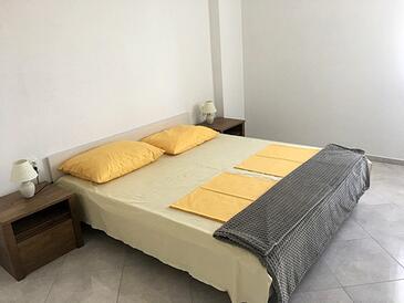Novalja, Спальня 1 в размещении типа apartment, WiFi.