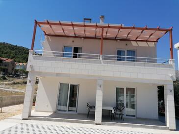 Slano, Dubrovnik, Objekt 18460 - Ubytování s oblázkovou pláží.