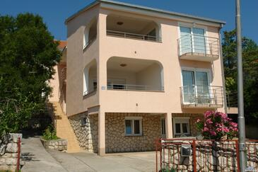 Dramalj, Crikvenica, Property 18467 - Apartments with pebble beach.