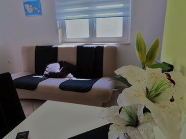 Vir, Living room in the apartment, WiFi.