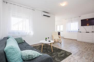 Vir, Гостиная в размещении типа apartment, доступный кондиционер, Домашние животные допускаются и WiFi.