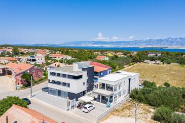 Vir, Vir, Объект 18520 - Апартаменты в Хорватии.