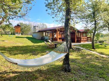 Vižinada, Središnja Istra, Property 18530 - Vacation Rentals with pebble beach.