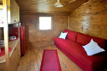 Vižinada, Гостиная в размещении типа house, Домашние животные допускаются и WiFi.
