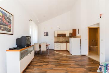 Vir - Lozice, Гостиная в размещении типа apartment, Домашние животные допускаются и WiFi.