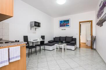Vir, Гостиная в размещении типа apartment, WiFi.