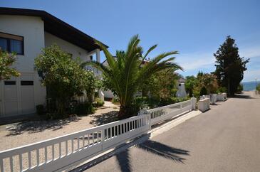 Vir, Vir, Объект 18559 - Апартаменты вблизи моря с галечным пляжем.