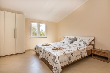 Vir, Гостиная в размещении типа studio-apartment, доступный кондиционер и WiFi.