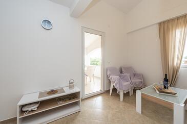 Vir, Гостиная в размещении типа apartment, доступный кондиционер и WiFi.