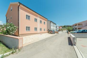 Vir - Lozice, Vir, Объект 18567 - Апартаменты вблизи моря с галечным пляжем.
