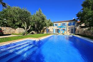 Luxusní vila s bazénem Vir - 18575