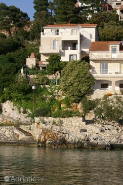 Zavalatica, Korčula, Объект 186 - Апартаменты вблизи моря.