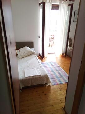 Fažana, Living room in the apartment, air condition available and WiFi.
