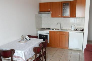 Lovište, Kitchen in the apartment, (pet friendly) and WiFi.