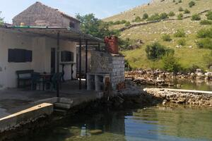 Secluded fisherman's cottage Bahía Lupešćina, Kornati - 18657