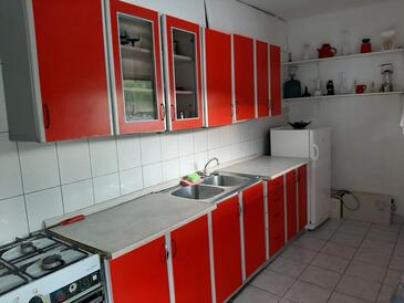 Lupešćina, Kitchen in the house, (pet friendly).