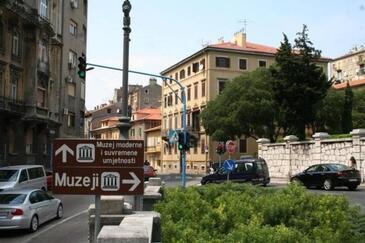 Rijeka, Rijeka, Objekt 18659 - Ubytování s oblázkovou pláží.