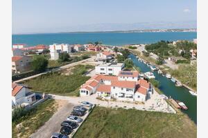 Apartmány u moře Nin, Zadar - 18666
