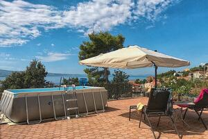 Family friendly apartments with a swimming pool Stanići, Omiš - 18676