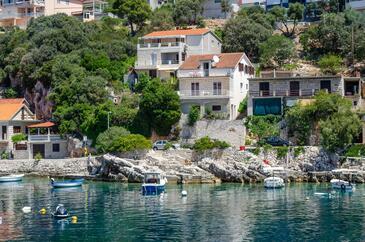 Zavalatica, Korčula, Objekt 187 - Ubytovanie blízko mora.