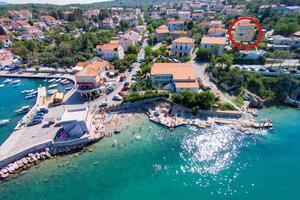Apartments by the sea Šilo, Krk - 18715