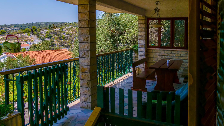 Ferienwohnung im Ort Sevid (Trogir), Kapazitä Ferienwohnung in Kroatien