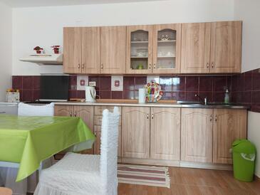 Garešnica, Kuchyně v ubytování typu studio-apartment, WiFi.