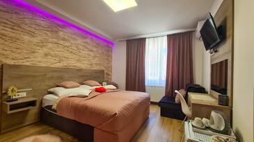 Daruvar, Chambre dans l'hébergement en type room, climatisation disponible et WiFi.