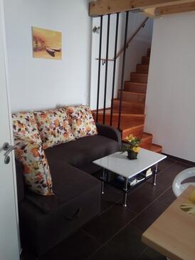 Stari Grad, Гостиная 1 в размещении типа apartment, WiFi.