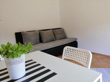 Marina, Sala de estar in the apartment, WiFi.