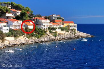 Zavalatica, Korčula, Objekt 189 - Ubytování v blízkosti moře.