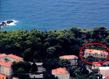 Dubrovnik, Dubrovnik, Объект 18908 - Апартаменты вблизи моря.