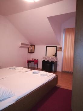 Slano, Spavaća soba 1 u smještaju tipa room, dostupna klima i WiFi.