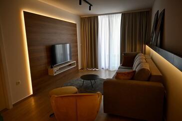 Dubrovnik, Гостиная в размещении типа apartment, WiFi.