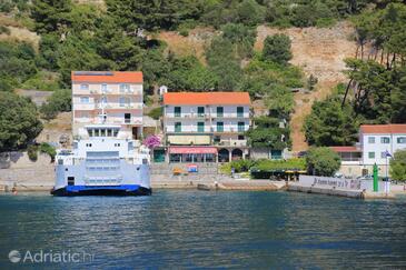 Drvenik Donja vala, Makarska, Property 19006 - Apartments near sea with pebble beach.