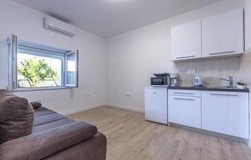 Krilo Jesenice, Гостиная в размещении типа apartment, доступный кондиционер и WiFi.