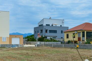 Privlaka, Zadar, Объект 19029 - Апартаменты с песчаным пляжем.